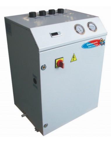 Toplotna pumpa voda-voda GWWHPC08 R407C